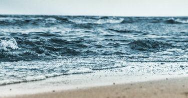 Meer an der Ostsee